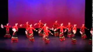 YouTube   Spanish Dance  Warrior Dance Music  Bauhinia Cup 0