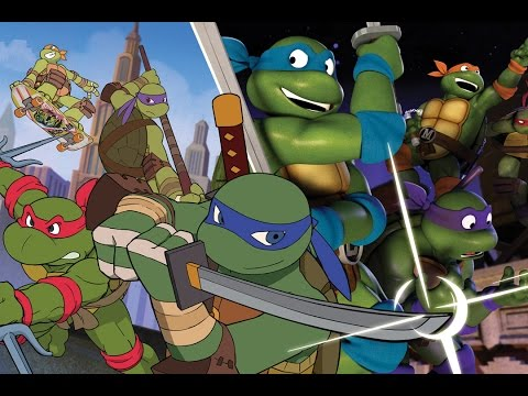 Teenage Mutant Ninja Turtles S4 ep. 10 - Trans-Dimensional Turtles Review