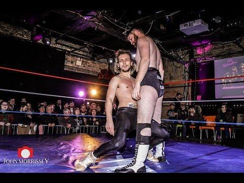 Collar & Elbow Justy & Alexander Dean  Devon West vs JMoney  The Super Nintenbros