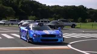 Mercedes Benz CLK GTR by OFFICE-K Tokyo