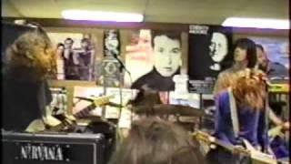 Nirvana - Big Cheese (Live at Rhino Records)