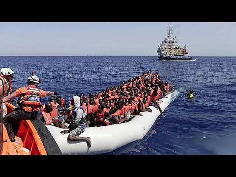 Ιταλία: Αυξημένες οι μεταναστευτικές ροές λόγω βελτίωσης του καιρού