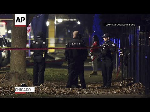 Police: 13 people shot at house party in Chicago