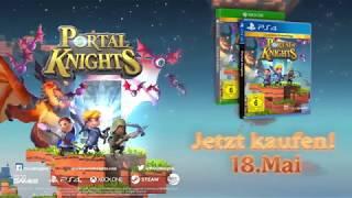 Portal Knights | Launch-Trailer | PS4, Xbox One |Deutsch