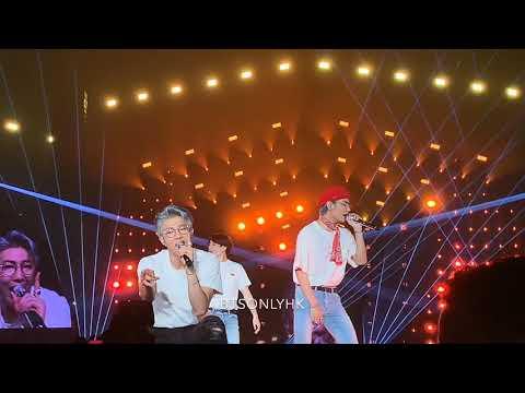 190320 So What BTS(방탄소년단) Love Yourself Tour In Hong Kong 4K Fancam