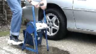 RapidWringer , chamois leather Pro car washing tools
