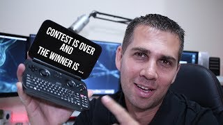 GPD Win 10 | CONTEST OVER !!! THE WINNER IS...