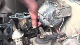 видео Провал при нажатии на педаль газа ВАЗ 2109 карбюратор
