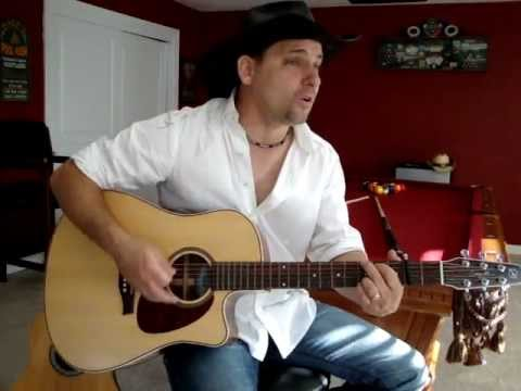 Luke Bryan Drunk On You Cover (by Dave Cynar)