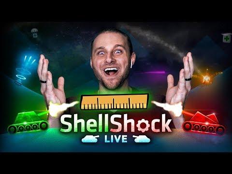 CHEATING IN SOLO GAMEPLAY?!   ShellShock Live!! (EXP FARM)