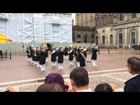 The Royal Swedish Navy Band - Peronne Marsch