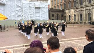 The Royal Swedish Navy Band - Peronne Marsch