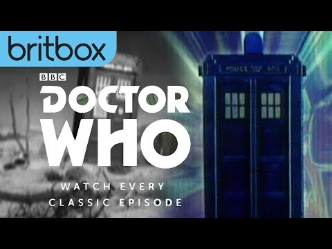 Scrolling BritBox: The Best of the BBC/ITV Streaming Service