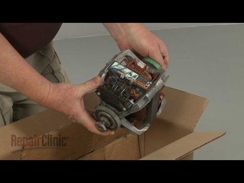 Drive Motor - Maytag Dryer