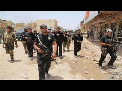 The Retaking of Fallujah: How Iraq's Military Beat ISIS