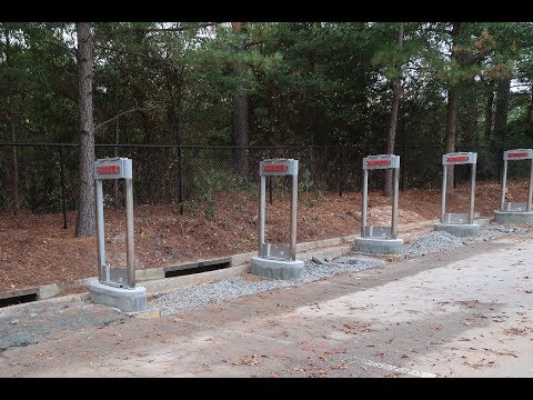 Day 119 Tesla Ruby Raleigh Supercharger Update