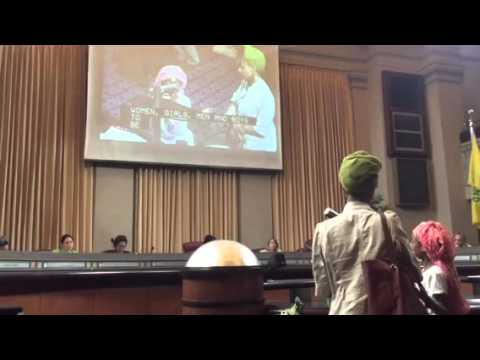 Child Says It Hurts To See Colored People Homeless In Oakland