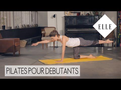 Pilates : notre cours débutants┃ELLE Pilates