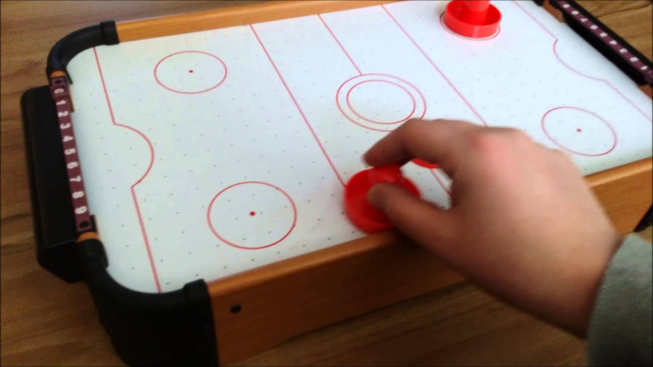 My Mini Air Hockey Table Game (in 20 Seconds)