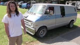 1977 Dodge Van by Dippel
