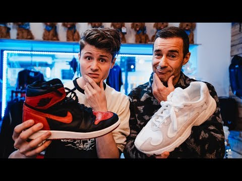 25.000$ für ein Paar Schuhe?