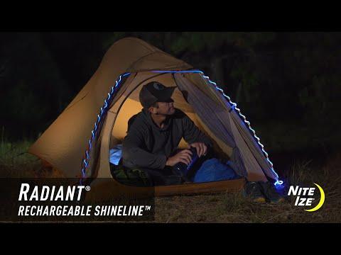 Radiant® Rechargeable ShineLine™