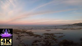 4K GOPRO NATURE RELAXATION - Sunrise Time Lapse with healing music.