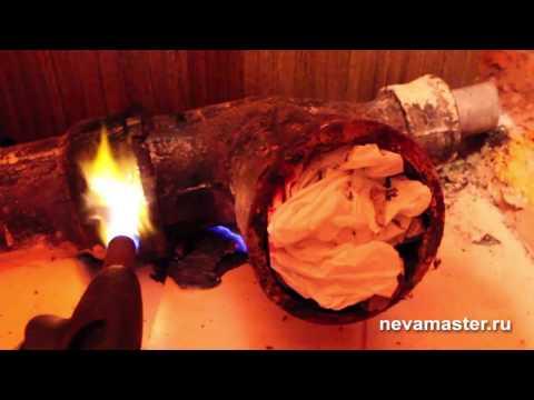 видео: Замена и ремонт канализационных труб своими руками