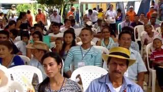Rendición de cuentas Ministerio de Justicia y del Derecho. 2014 Chaparral - Tolima.