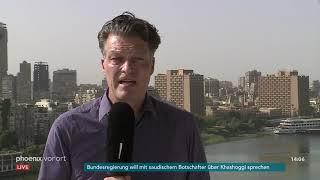 Alexander Stenzel zu den Entwicklungen im Fall Khashoggi vom 22.10.18