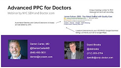 Advanced PPC for Doctors