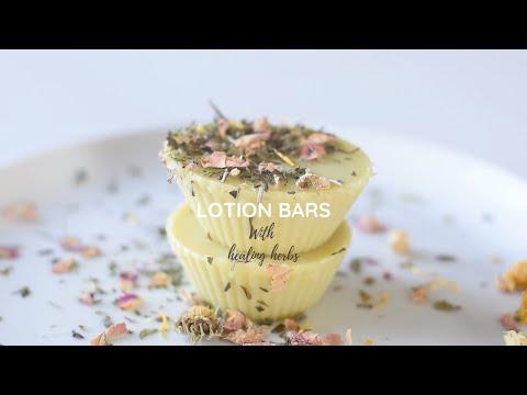 lotionbars w healing herbs
