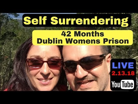 Tina Surrenders To Dublin For 42 Months on Feb 20th.