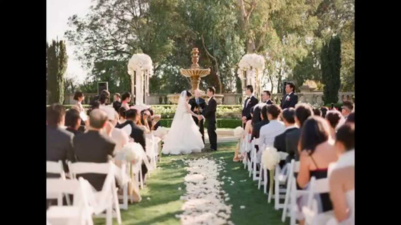 Simple garden weddings decorating ideas youtube junglespirit