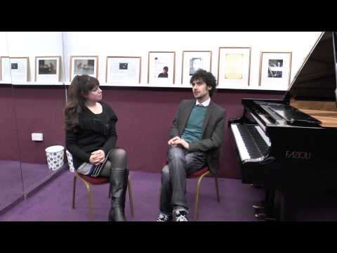 Federico Colli in conversation with Melanie Spanswick