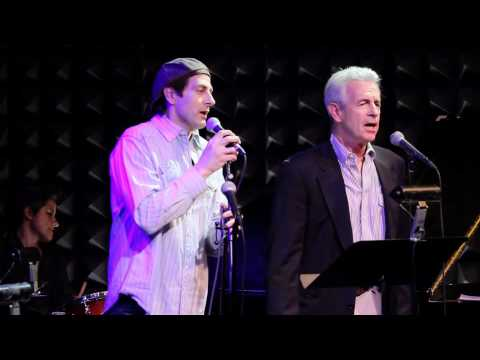 """Greg & James Naughton, """"Just Passing Through"""" by the Breithaupt Brothers-Joe's Pub/NYC"""