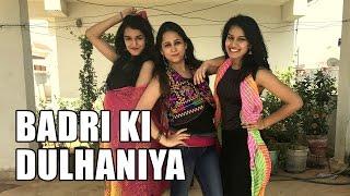 Badrinath ki dulhania | Title track | Bollywood dance choreography