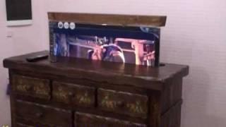 Комод с 3D кинотеатром.Продам.Заказать