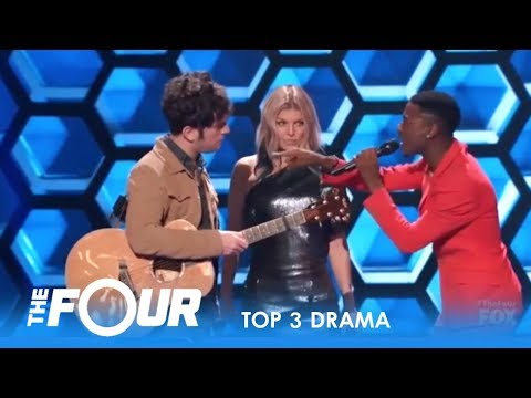 Top 3 Most DRAMATIC Singing Battles Ever! The Four 2018