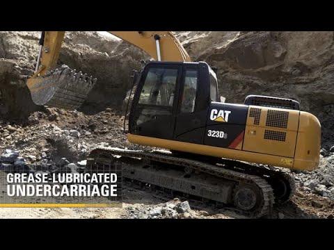 320D3 & 323D3 Next Generation Cat® Excavators – More Choices To Match Your Work