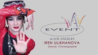 IREN ULIKHANOVA  HAY event