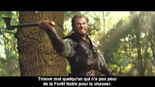 Blanche Neige Et Le Chasseur (bande-annonce vostfr)