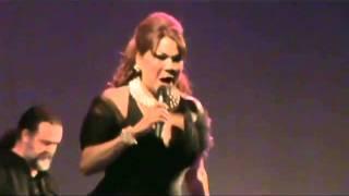 Angela Carrasco - No me puedo quejar. intro - Hotel Maria angola - LIma Peru 14 de febrero 2012
