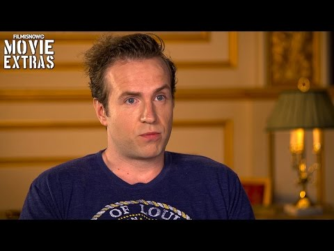 The BFG | On-set with Rafe Spall 'Mr. Tibbs' [Interview]