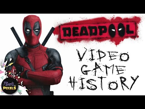 The Complete History of Deadpool in Video Games (feat. Diego Rivera)