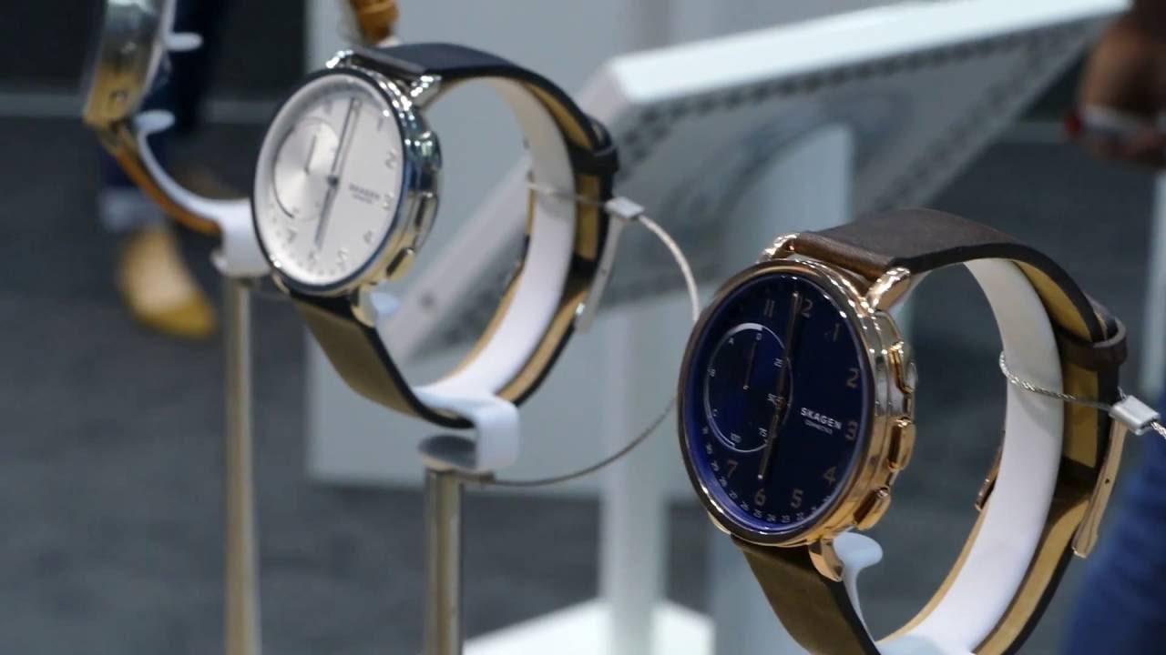 10cf333806975 Fossil Q Marshal e Q Wander (+Skagen Hybrid Smartwatch), anteprima da IFA  2016