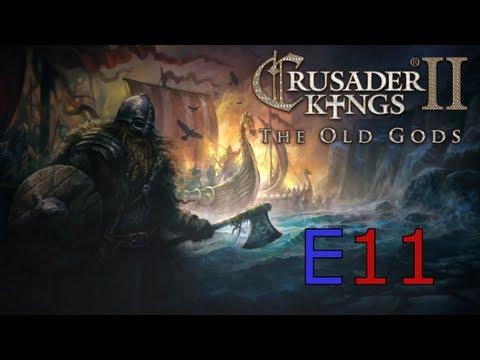 Crusader Kings 2 (Scandinavia) - E11 - Burn the Churches!