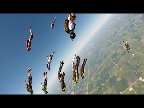 Skydiving Disneyland — Summerfest 2015  //  Teem Originals