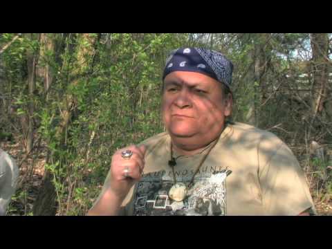 Dave Greene, Iroquois Stone Carver