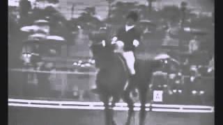 Олимпийские игры в Токио. 1964 г. Конный спорт.